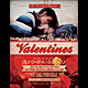 Valentine Party Flyer / Poster - GraphicRiver Item for Sale
