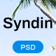 Syndin - Travel Agency PSD Template - ThemeForest Item for Sale