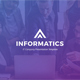 Informatics - IT Company PowerPoint Template - GraphicRiver Item for Sale