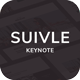 Suivle - Keynote Presentation Template - GraphicRiver Item for Sale
