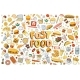 Fast Food Elements - GraphicRiver Item for Sale