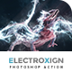 ElectroXign   PS Action - GraphicRiver Item for Sale