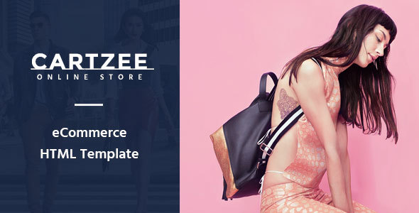 Cartzee - Multipurpose eCommerce Bootstrap Template