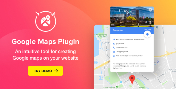 Google Maps Plugins, Code & Scripts from CodeCanyon