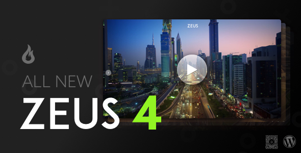 Zeus - Fullscreen Video & Image Background