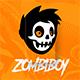Zombiboy Logo - GraphicRiver Item for Sale