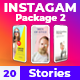 20 Animated Instagram Stories - VideoHive Item for Sale