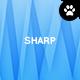 Sharp Edges Backgrounds - GraphicRiver Item for Sale