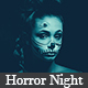Horror Night Painting Photoshop Action - GraphicRiver Item for Sale