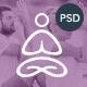 Jogasana - Yoga Oriented PSD Template - ThemeForest Item for Sale