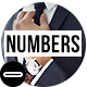 Numbers Slideshow - VideoHive Item for Sale