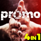 Fast Dynamic Promo 4 in 1 - VideoHive Item for Sale