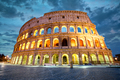Colosseum at dusk - PhotoDune Item for Sale