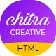 Chitra - Creative Portfolio HTML Template - ThemeForest Item for Sale