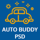 AutoBuddy - Car Wash & Detailing Center PSD Template - ThemeForest Item for Sale