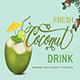 Coconut Script - GraphicRiver Item for Sale