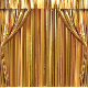 Background with Gold Curtain - GraphicRiver Item for Sale