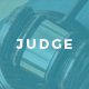 Judge - Law PowerPoint Template - GraphicRiver Item for Sale