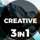 Modern Promo Opener 3 in 1 - VideoHive Item for Sale