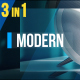 Modern Dynamic Opener 3 in 1 - VideoHive Item for Sale