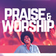 Praise and Worship Flyer - The Experience - Complete Set - GraphicRiver Item for Sale
