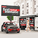 Outdoor Advertising Mockup - GraphicRiver Item for Sale