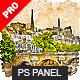 Urban Sketch - Aquarelleum - Photoshop Plugin - GraphicRiver Item for Sale
