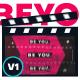 Black White Event Promo - For Youtube Opener/ Sport Slideshow/ Showreel - VideoHive Item for Sale