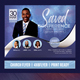 Saved Church Event or Conference Flyer V4 - GraphicRiver Item for Sale