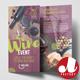 Wine Tasting Tri-Fold Brochure - GraphicRiver Item for Sale