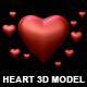 Heart Shape - 3DOcean Item for Sale