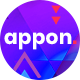 Appon - App & SaaS Software Theme - ThemeForest Item for Sale