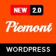Piemont - Premium Travel & Lifestyle Responsive WordPress Blog Theme - ThemeForest Item for Sale