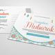 Ramadan & Eid Mubarak Greeting Card - GraphicRiver Item for Sale