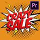 Comic Book Sale Cartoon I Essential Graphics - VideoHive Item for Sale