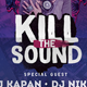 Kill The Sound Club Party Flyer - GraphicRiver Item for Sale
