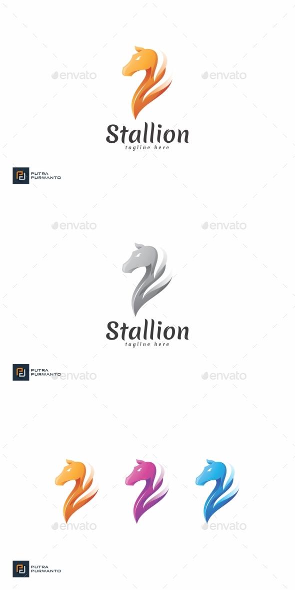 Stallion - Logo Template