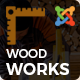 Wood Works - Renovation Services, Carpenter and Craftsman Business Joomla Theme - ThemeForest Item for Sale