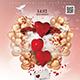 Valentines Day Celebration - GraphicRiver Item for Sale