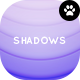 Shadows Backgrounds - GraphicRiver Item for Sale