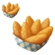 Chicken Fingers in the Paper Basket - GraphicRiver Item for Sale