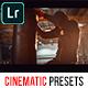 17 Pro Cinematic Lightroom Presets - GraphicRiver Item for Sale