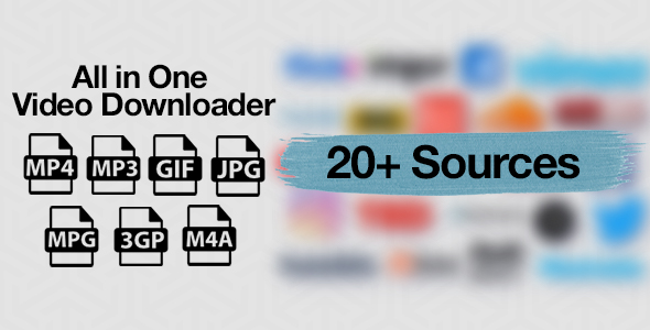 All in One Video Downloader - Youtube and more