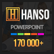 Hanso Multipurpose PowerPoint Template - GraphicRiver Item for Sale