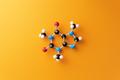 Caffeine chemical formula - PhotoDune Item for Sale