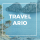 Travelario - Travel PowerPoint Template - GraphicRiver Item for Sale