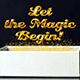 Magic Box Golden Logo Reveal - VideoHive Item for Sale