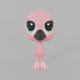 Flamingo Toy - 3DOcean Item for Sale