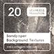 20 Sandpaper Background Textures - 3DOcean Item for Sale