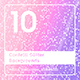 10 Confetti Glitter Backgrounds - 3DOcean Item for Sale